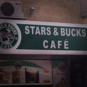 Star & Bucks in Bethlehem