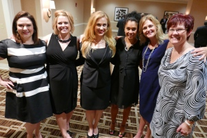 Me, Erica Pefferman, Deborah Salons, Sarah Miles, Mary Rogers and Kelly Landeen